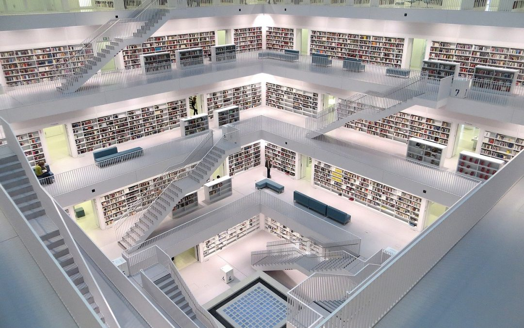 Why I started a content library, and why you might like to start one too